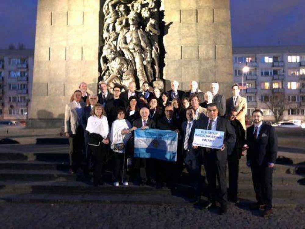 """Ariel Cohen Sabban: """"Le manifestaremos a las autoridades del gobierno de Polonia nuestra preocupación por la Ley sobre el Holocausto"""""""