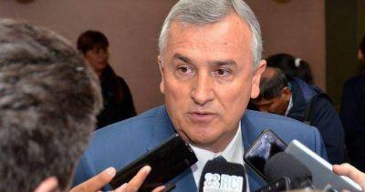Morales advirtió que le descontará los días a los maestros que paren para rechazar el 5% ofrecido en paritarias