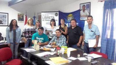El RENATRE capacitó sobre el uso de la Nueva Libreta de Trabajo Rural