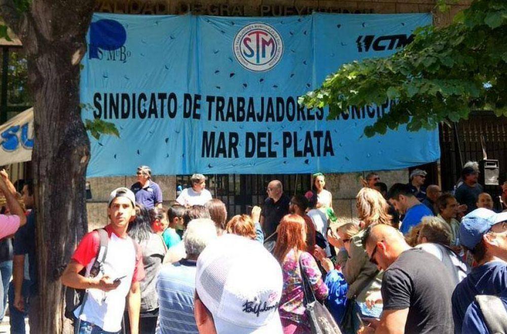"""""""Podría haber una protesta con 800 delegados en la municipalidad"""""""