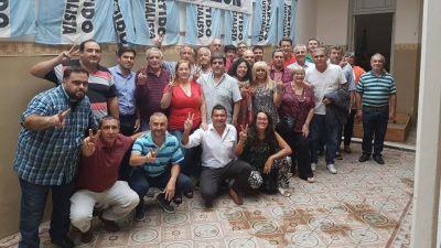 Representantes políticos del peronismo de la Sexta Sección se reunieron en Bahía
