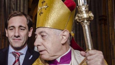 Aborto: Aguer llamó a los sacerdotes y los fieles a marchar contra la legalización