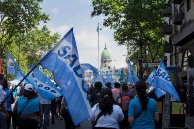 Revés judicial para docentes por reclamo de paritaria nacional