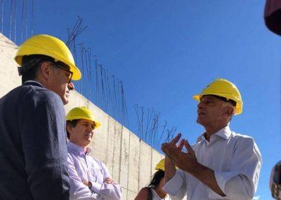 La CEB pidió a Wisky por obras cloacales en Bariloche13 de marzo de 2018