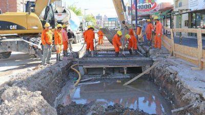 El Municipio no quiere más el Bajo inundado