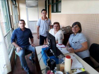 Se realizó una reunión de planificación de gestión de residuos hospitalarios