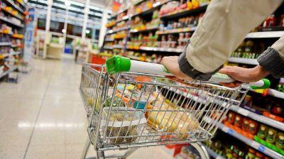 La inflación de febrero fue de 2,4%, según el INDEC