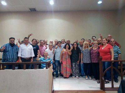 El justicialismo lamatritense participó de una reunión regional