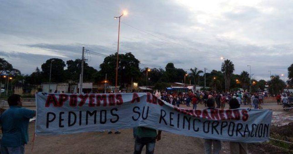 Plan de lucha contra los más de mil despidos de azucareros en el Norte