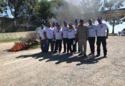 """Trabajadores del Country """"Loma Linda"""" iniciaron medidas de fuerza"""