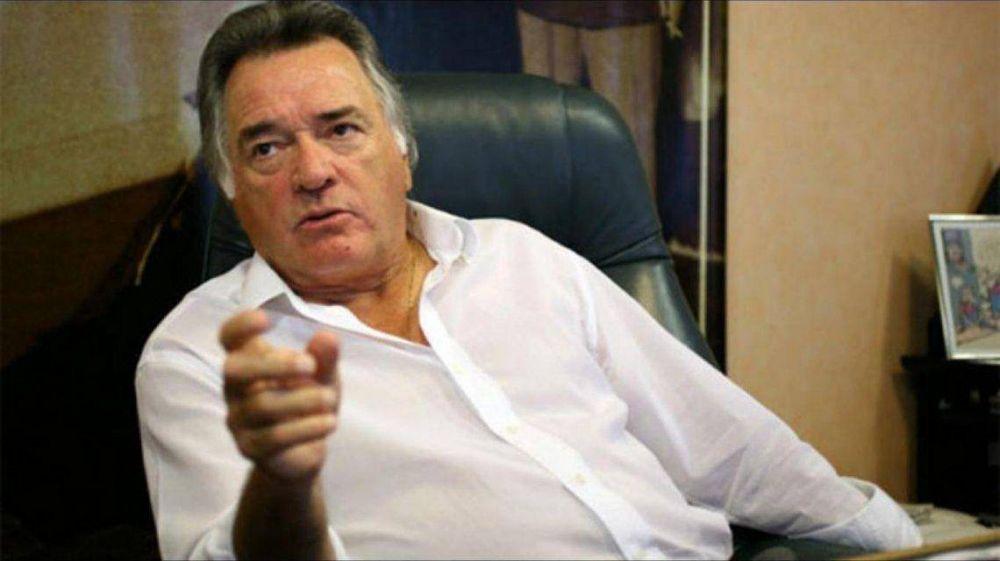 Barrionuevo fue a festejar su cumpleaños a Puerto Madero y le robaron $20 mil