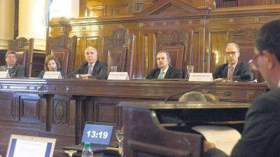 La Corte frenó una maniobra del Gobierno