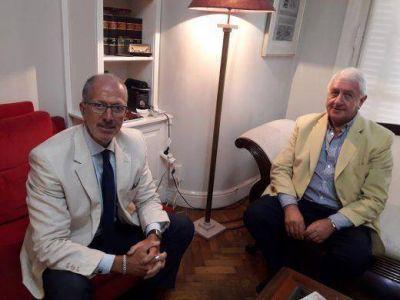 "Jorge Kirszenbaum y Jorge Knoblovits: ""Buscamos una DAIA para el siglo XXI"""