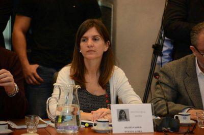 Raverta se mostró desconfiada ante la respuesta de Peña sobre el gasoducto