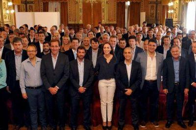 """Más de la mitad de los 135 municipios adhirió al """"pacto fiscal"""" que promueve la Provincia"""