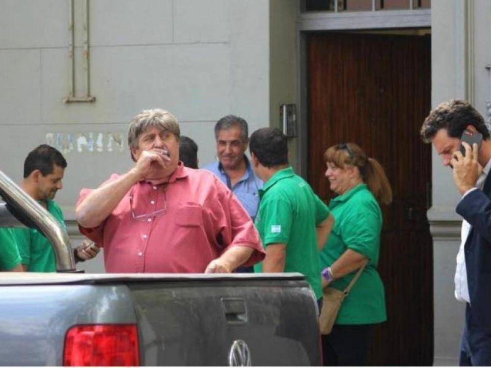 SMATA Junín: Quedó afuera el ñoqui del ex diputado Oscar Romero y restituyeron la sede gremial