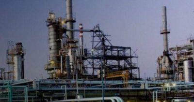 Los gremios temen que OIL vaya a la quiebra y deje en la calle a sus 450 empleados de la refinería