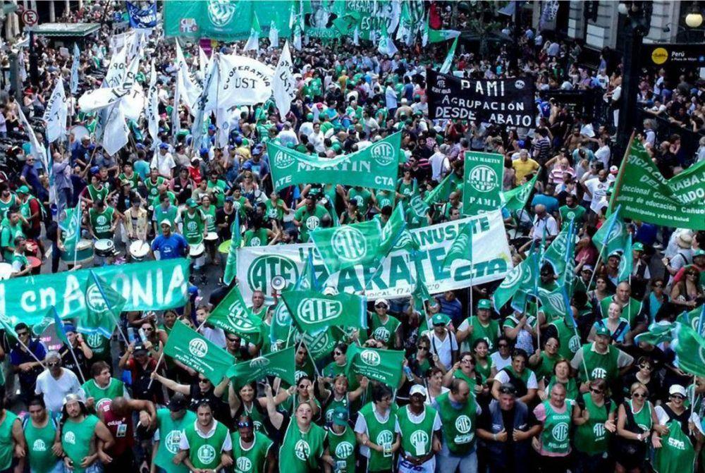 En Entre Ríos, los estatales rechazaron nuevamente la paritaria del Gobierno