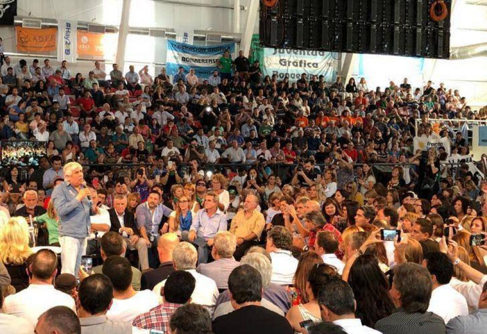 Las frases más fuertes de la cumbre peronista en San Luis