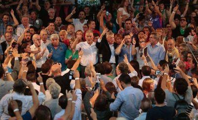 El kirchnerismo retomó la liturgia peronista, pero sin gobernadores