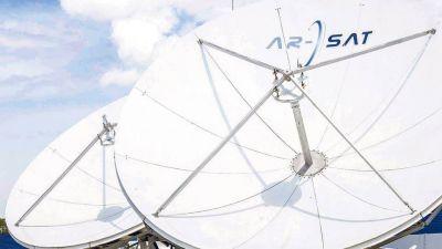 Una pelea que crece arriba del satélite