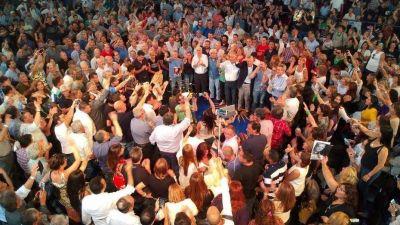 El eje anti Macri prepara un segundo capítulo y busca sumar al PJ territorial