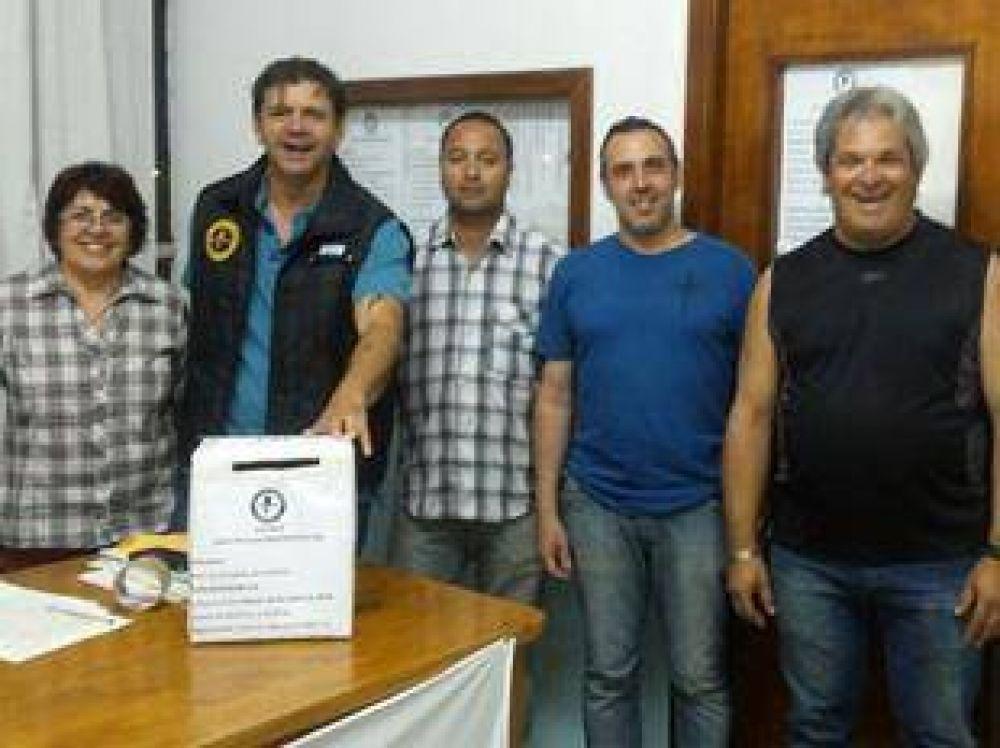 Gremio de vigiladores privados eligió delegado en la empresa Securitas