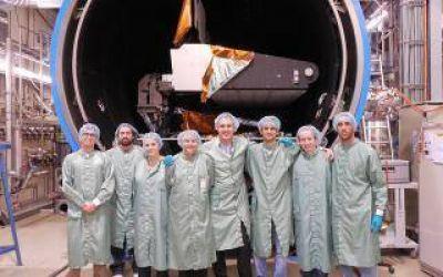 La Plata: Ingenieros de la UNLP preparan satélite que relevará para la agricultura