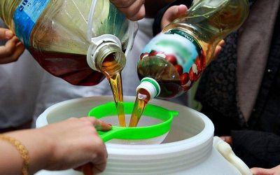 La Plata, una de las ciudades que recicla el aceite vegetal usado para la elaboración de biodiésel