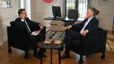 Mauricio Macri criticó el fallo que favoreció a Cristóbal López:
