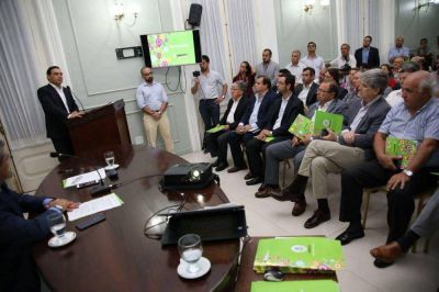 Comunas del área metropolitana firmarán hoy el convenio para el tratamiento de la basura
