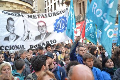 La UOM Rosario presenta alternativas para salvar la fábrica Mefro Wheels