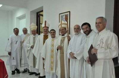 Asumió el nuevo obispo auxiliar de Quilmes