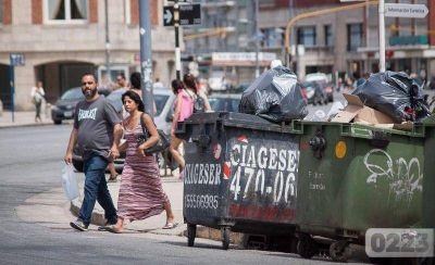 """Más críticas a la 9 de Julio: """"Mar del Plata debería estar más limpia de acuerdo a lo que estamos pagando"""""""