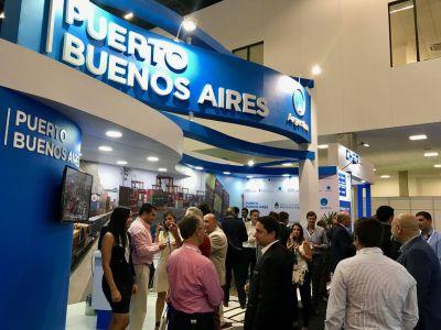 Puerto de Buenos Aires participó del Intermodal South America 2018