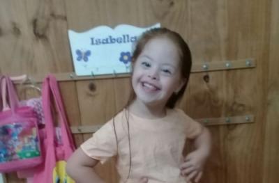 La mejor noticia: podrán operar a Isabella por decisión de la Justicia