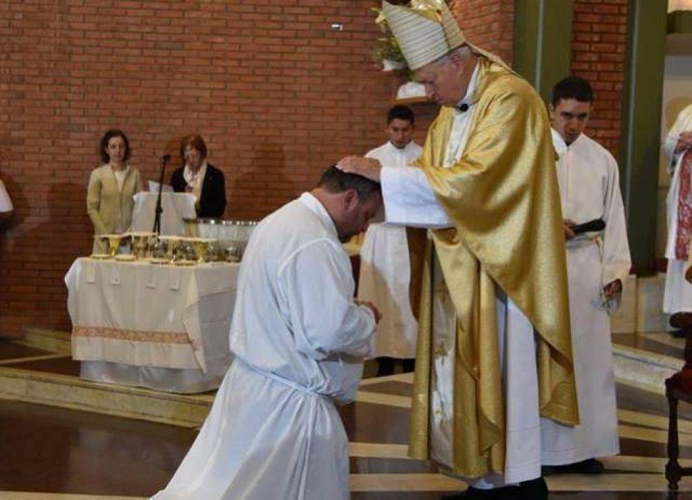 Avellaneda-Lanús: Nuevo diácono camino al sacerdocio