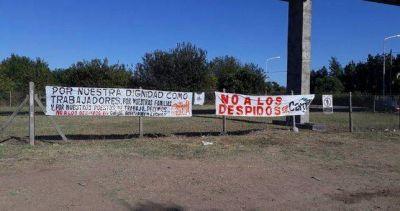 Siguen las protestas contra los despidos en Cargill