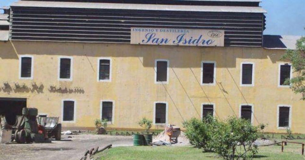 Presentan un proyecto para expropiar el ingenio San Isidro, ante su inminente cierre