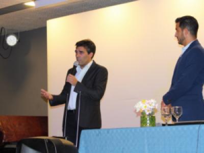 López encabezó el lanzamiento de Necochea 2030