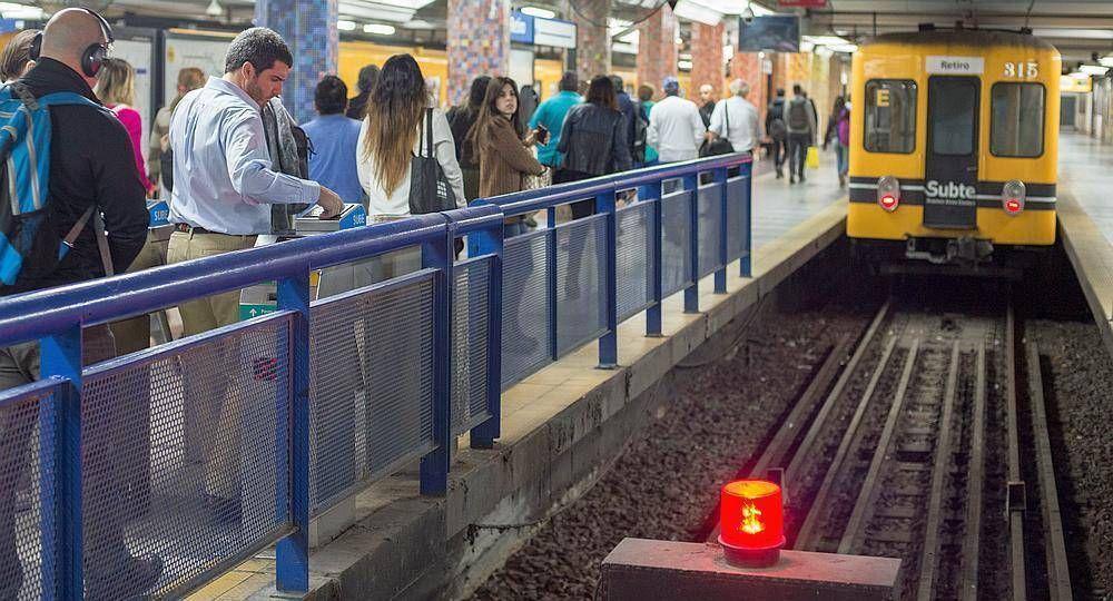 Metrodelegados asisten a reunión en Trabajo porteño: definen inspecciones por vagones con material cancerígeno