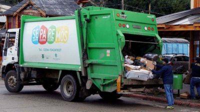 Caruso espera un dictamen por el servicio de basura