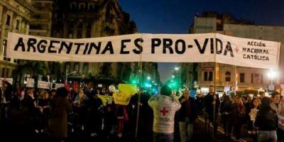 La Iglesia se moviliza en el país contra la despenalización del aborto