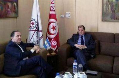 Argentina y Túnez buscan afianzar la cooperación bilateral