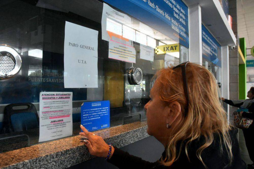 La UTA pidió que verifiquen los micros de El Rápido y Río Paraná
