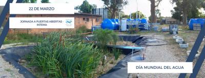 Día del Agua: El INTEMA invita a participar de una jornada a puertas abiertas