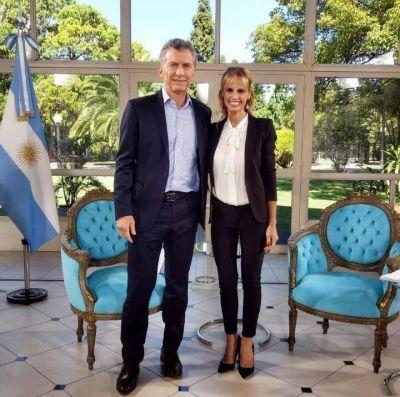 Paddle, eventos y entrevista: la íntima relación entre las familias de Macri y Fabbiani