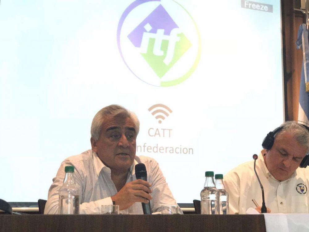 Portuarios de la ITF se reunieron en jornada internacional