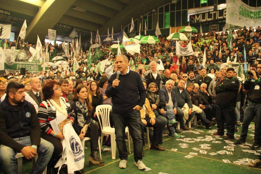 """El """"Palazzismo"""" y una contundente lealtad: 80% de los votos en la elección del Banco Nación"""
