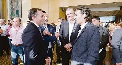 PJ intenta mediación entre gobernadores y el kirchnerismo